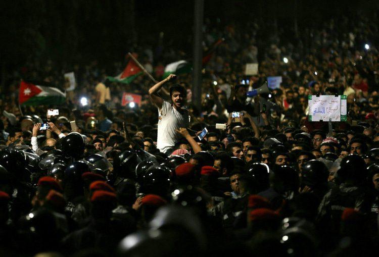 In Jordan, Protestors Take to Streets Over Tax Reform Bill