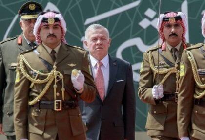 Jordan: King Abdullah's Conundrum