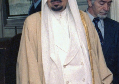 King Khalid
