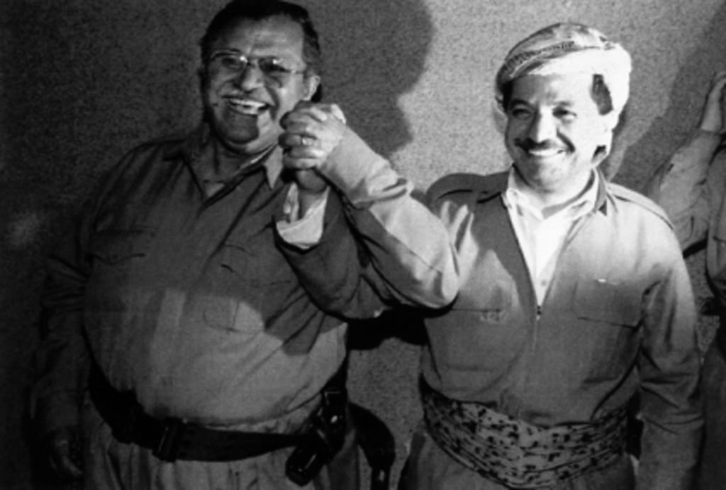 Kurds- Jalal Talabani