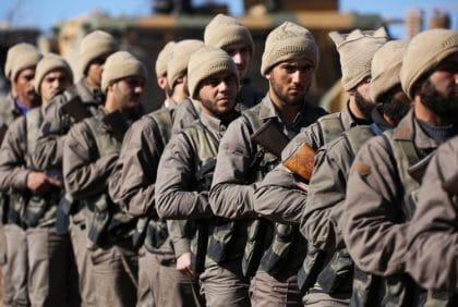 هجوم تركيا على الأكراد السوريين يعيد رسم خطوط النزاع