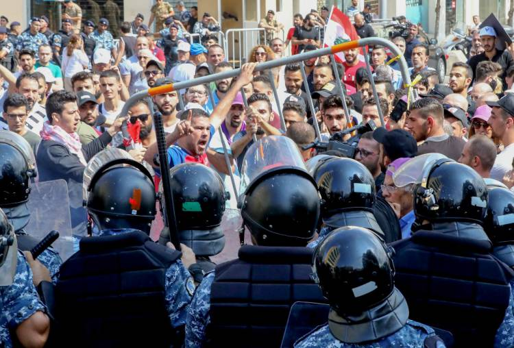 No Action from Lebanese Government as Financial Collapse Looms
