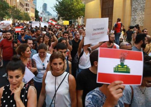 In Lebanon, Endemic Corruption Undermining Economy, Accountability