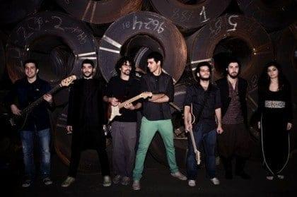 Mashrou' Leila, the Lebanese Band Changing the Tune of Arab Pop