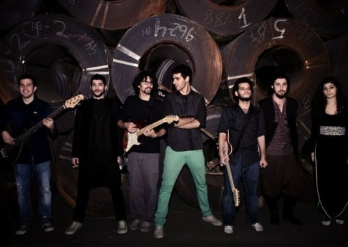 Mashrou' Leila, the Lebanese Band Changing the Tune of Arab Pop