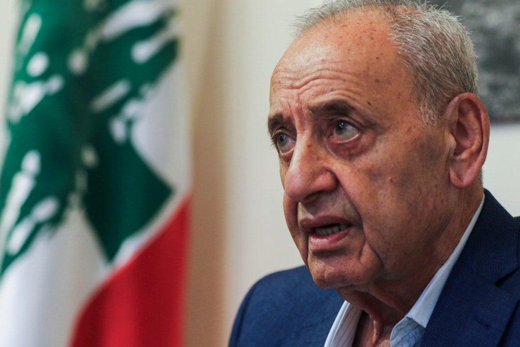 Lebanon- Nabih Berri