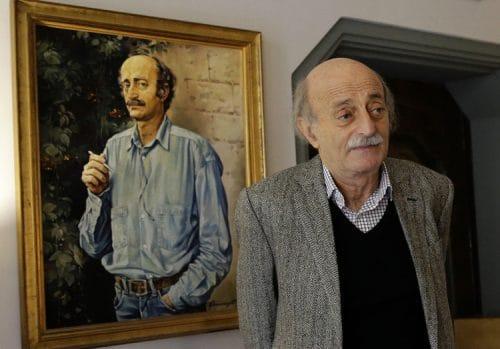 """""""صانع الملوك"""" اللبناني، وليد جنبلاط، يحافظ على الإرث السياسي ضمن العائلة"""