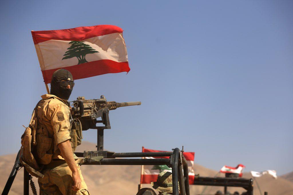 Lebanon- Lebanese army