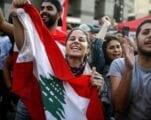 مظاهرات غير متوقعة في لبنان تحمل الأمل لبلد ابتلي بالأزمات والفساد