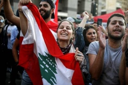 unexpected Protests in Lebanon Bring Hope to a Country Plagued by Crisis and Corruption