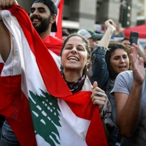 In Lebanon, Unexpected Protests Bring Hope to a Country Plagued by Crisis and Corruption
