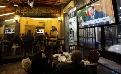 استقالة الحريري من منصب رئيس الوزراء تُشعل أزمة جديدة في لبنان