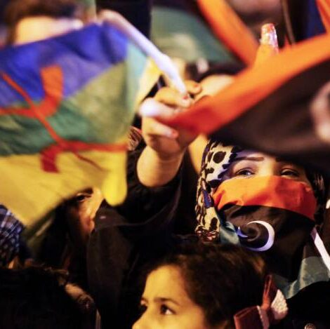 In Libya, the Amazighs fight for their rights, but risk getting caught in the country's ongoing and bloody conflict