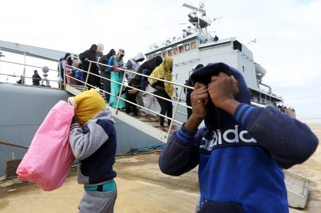 Libya- Libyan slave trade