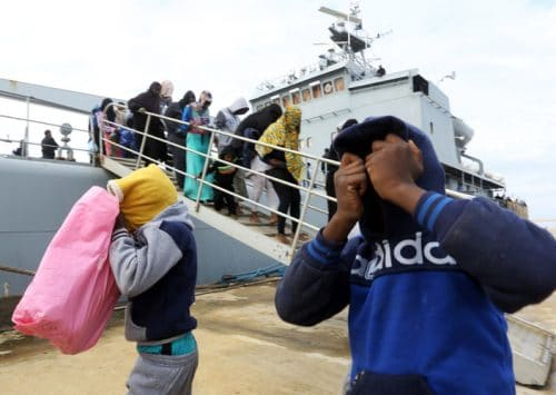 Report: European Governments Complicit in Libyan Slave Trade