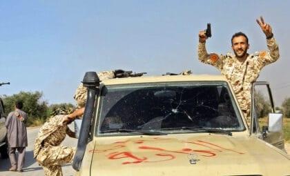 In Libya, Allies Rally Behind General Haftar's Tripoli Offensive