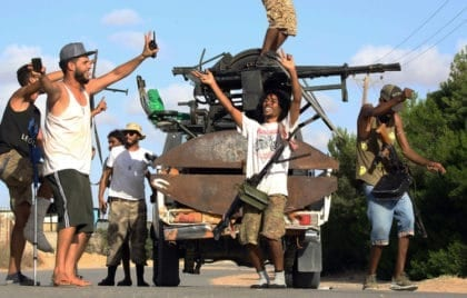 Heavy Clashes in Libya: A Chronicle of Old Divides and New Fractures