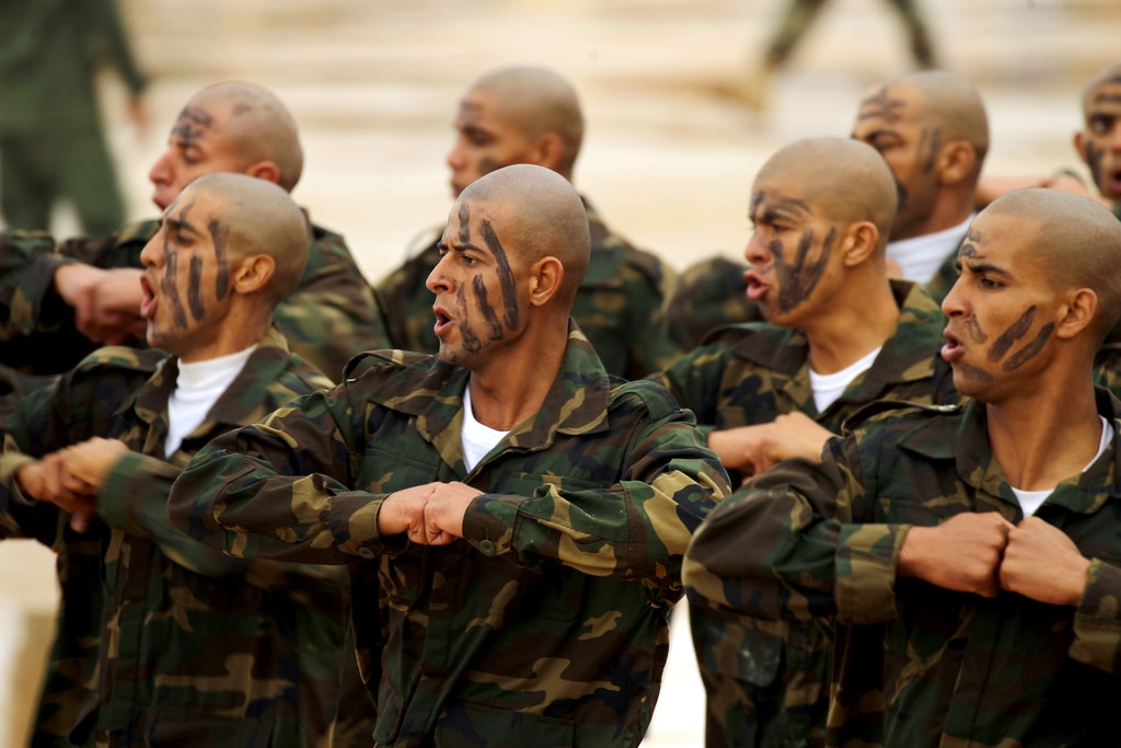 Libya- Libyan National Army