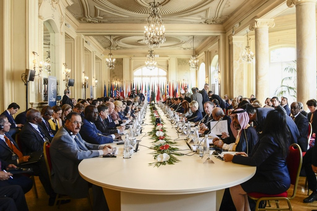 Libya- Libya conference