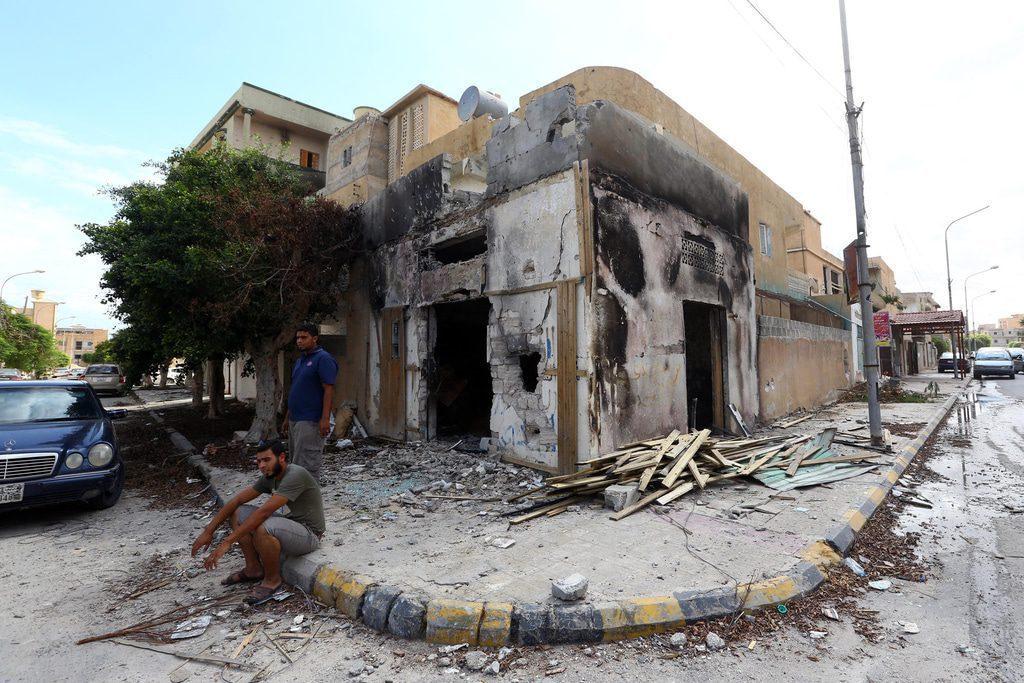 Libya- Sabratha