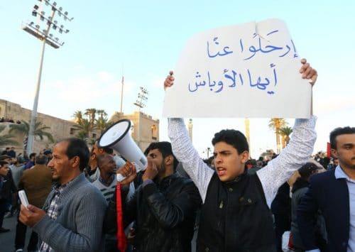ليبيا أكثر انقساماً من أي وقتٍ مضى وسط تصاعد العنف