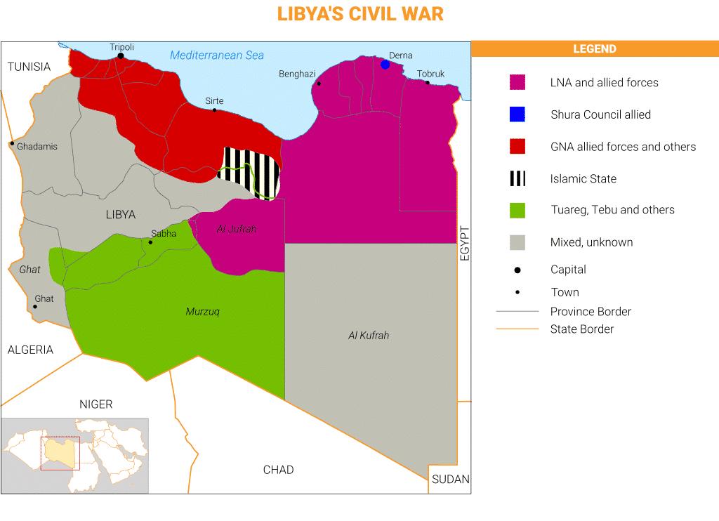 Libya Civil War 1024