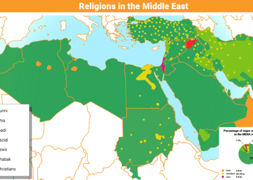 Religions in the Middle East