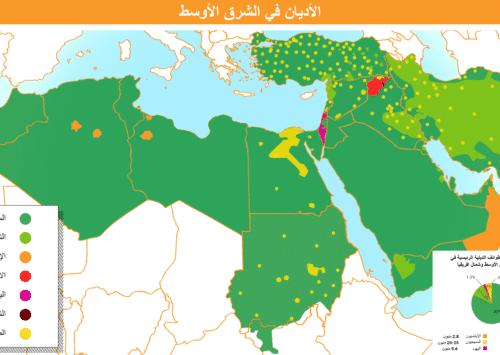 الأديان في الشرق الأوسط