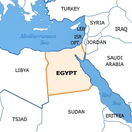 Facts and Figures of Egypt
