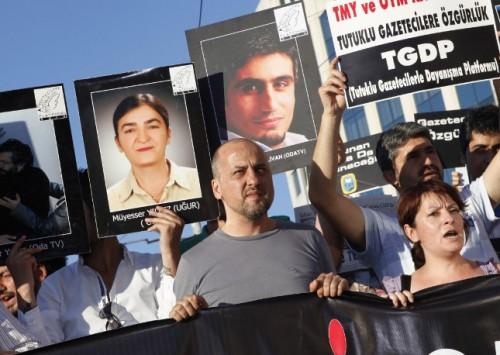 Turkey increases Pressure on the Media