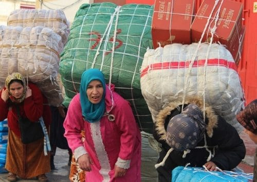 Women-mules in Morocco: Between Morocco's Indifference and Spain's Organized Traficking