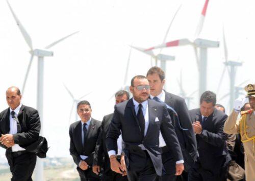 مستقبل طاقة الرياح في المغرب