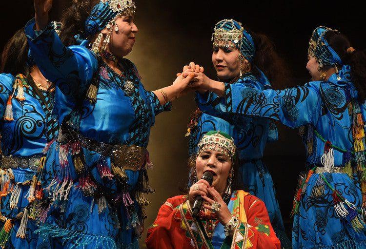 المرأة في الثقافة البربرية