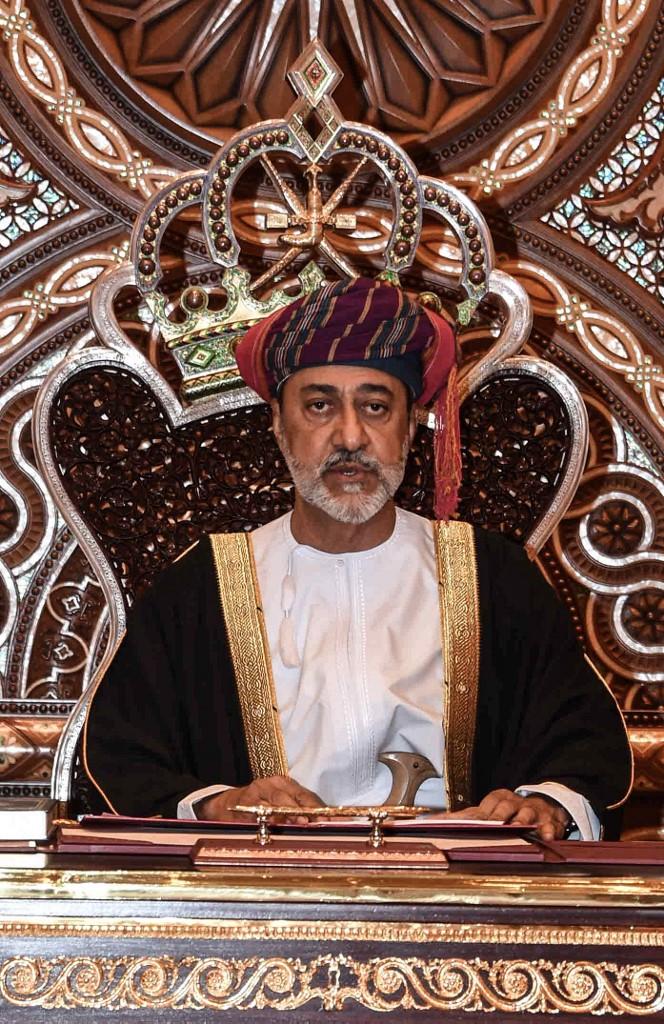 Haitham bin Tariq bin Taymour