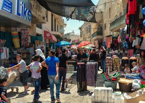 الاقتصاد في فلسطين