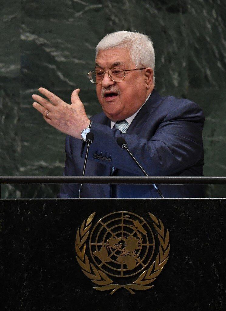Palestine- Mahmoud Abbas