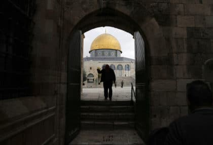 Jerusalem: the Middle East's Wounded Princess