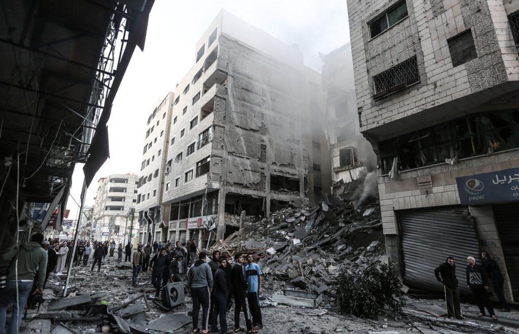 Palestine- Gaza