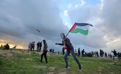 In Gaza, 'We Want to Live' Protest Movement is Cry for Help by the Poor