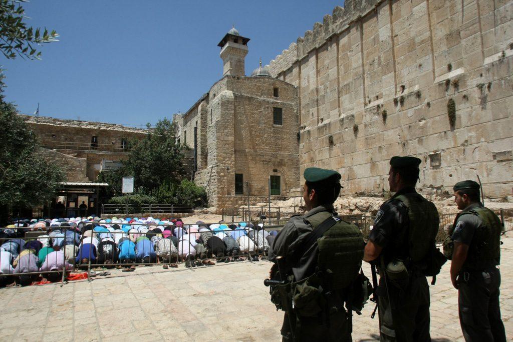 Palestine- Ibrahimi Mosque