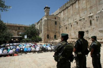 UNESCO Declares Hebron a World Heritage Site, Angers Israel