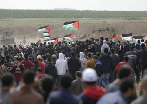 Gaza's Great March of Return: A Strong Call to the World