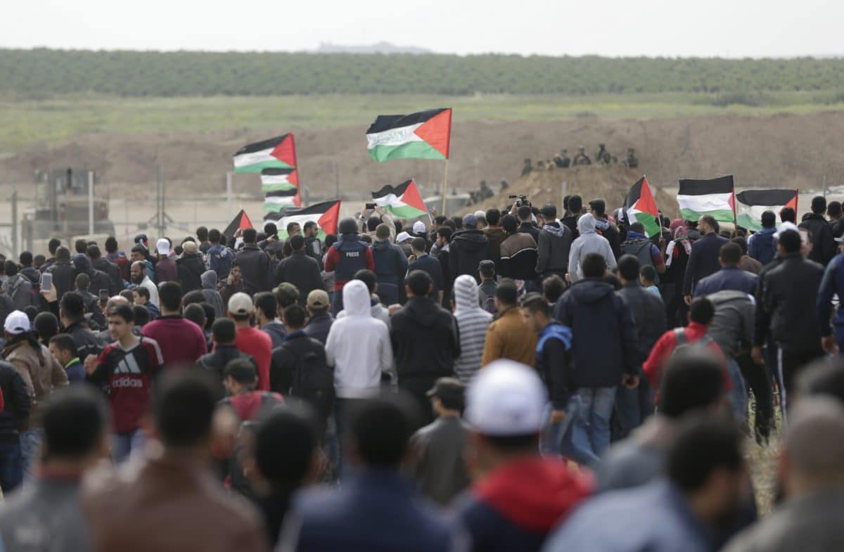 Palestine- March of Return