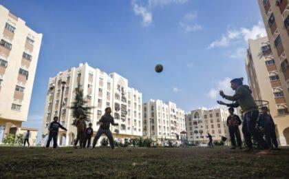 Qatar's Role in the Gaza Strip