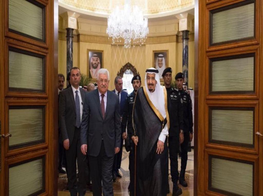 Palestine- Mahmoud Abbas-fanack