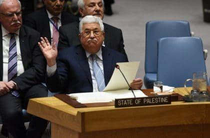 ترمب يُثير غضب عباس