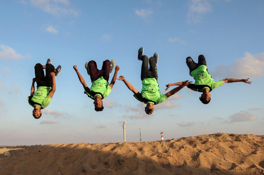 Palestine- Palestinian in Gaza