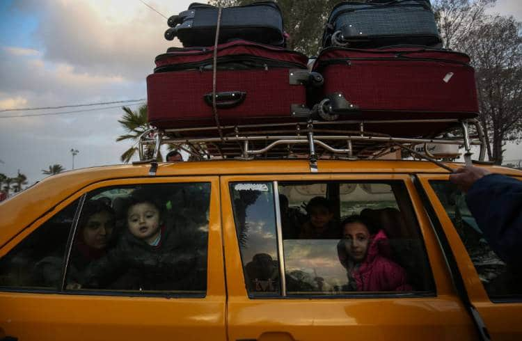 Rafah Crossing a 'Journey to Hell' Say Gazans Travelling to Egypt