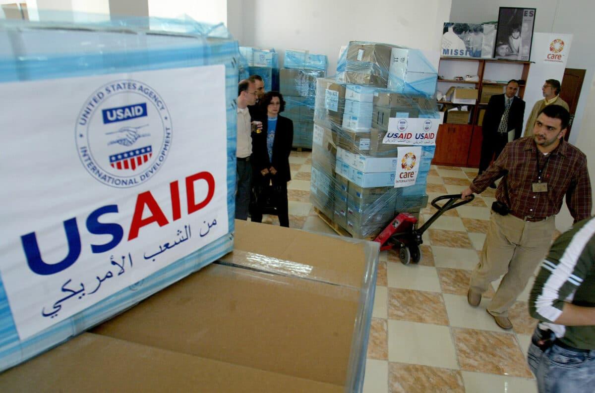 Palestine- USAID