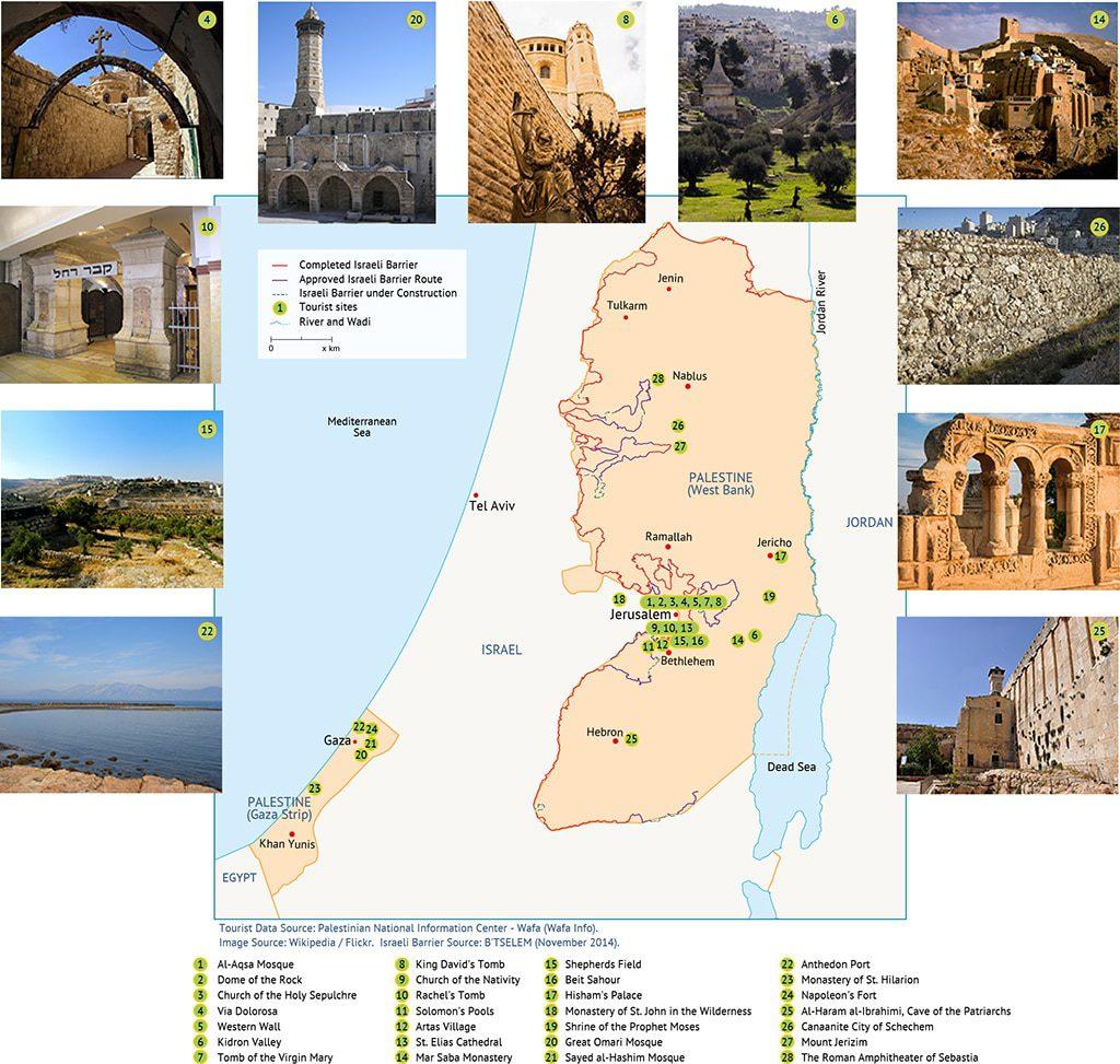 Tourism in Palestine